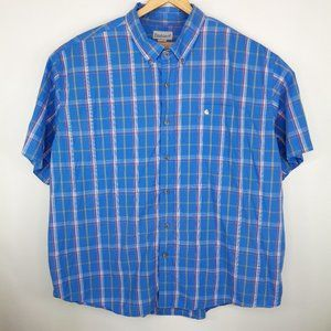 Carhartt Size 4XL Multicolored Striped Shirt